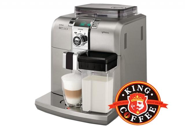Philips 飛利浦 Saeco Syntia Cappuccino 全自動義式咖啡機 【HD8838】